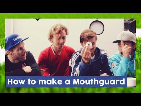 How to make a Mouthguard - Field Hockey Gear | HockeyheroesTV
