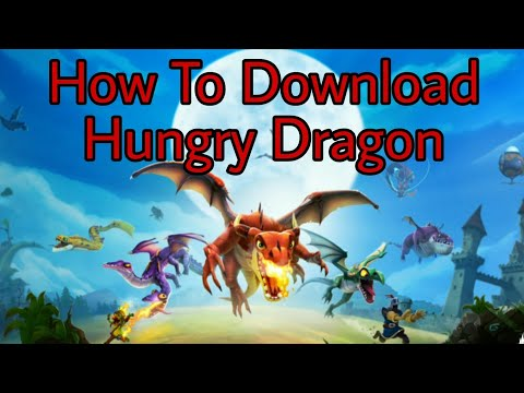 How to download Hungry Dragon - The new Game made by Ubisoft Entertainment