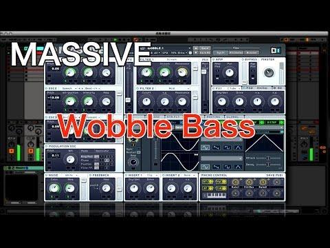 Wobble Bass(ワブルベース)の作り方 《Massive 使い方》(Sleepfreaks DTMスクール)