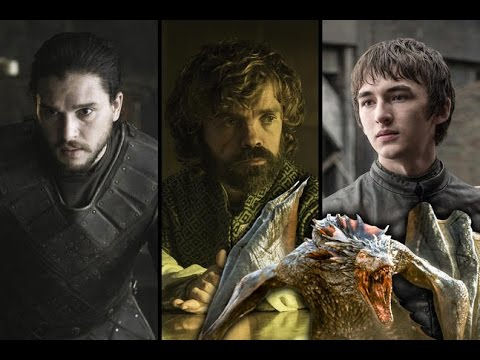 Game of Thrones Theory: Who Are the Three Heads of the Dragon?