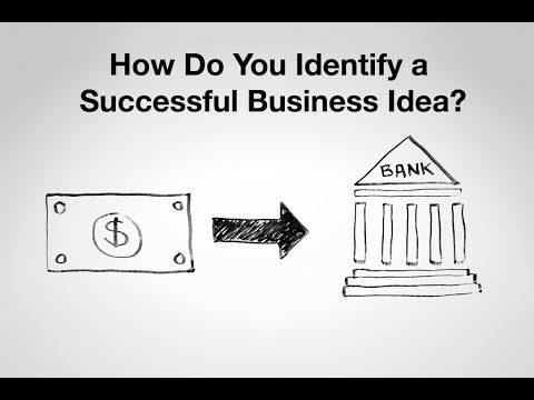 How Do You Identify a Successful Business Idea?