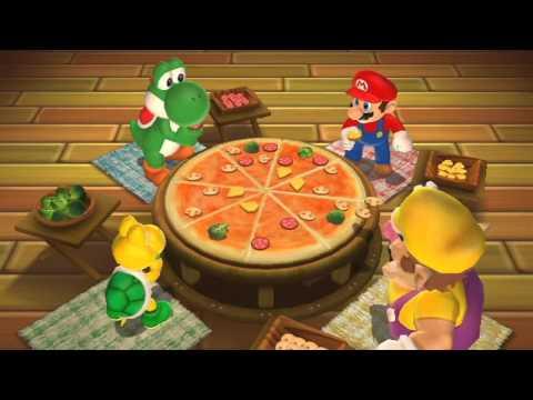 Mario Party 9 - All Mini-Games