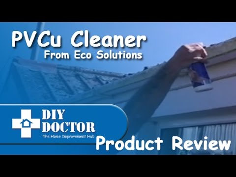 Eco Solutions PVCu Cleaner & Paint Remover