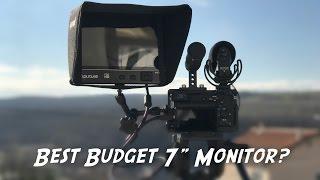 THE BEST BUDGET MONITOR - Aputure V-screen VS-2 FineHD