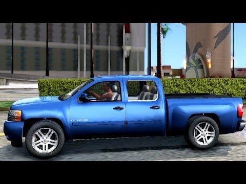 Chevrolet Silverado - GTA San Andreas