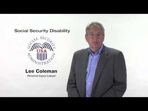 Social Security Disability Benefits, Do you qualify?