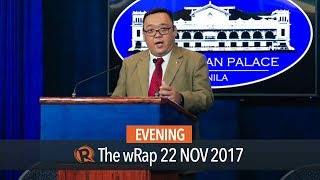 Harry Roque appointed presidential adviser on human rights