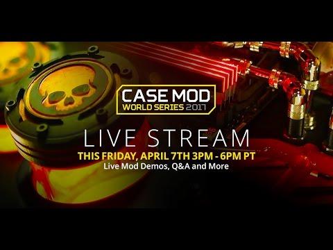 Newegg Studios Live: Modding with the Pros  Q&A