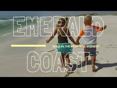 Emerald Coast Florida By Drone And DJI Osmo