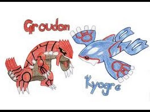 Pokemon soul silver/heart gold how to find Groudon and kyro