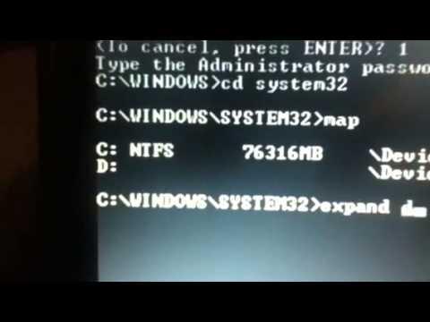 How to fix missing or corrupt system file ntoskrnl.exe