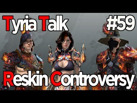 Tyria Talk #59 - Reused Cultural Armor Controversy - Guild Wars 2