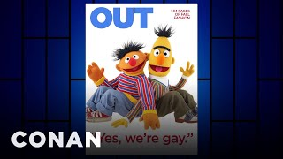 There Were Clues About Bert & Ernie