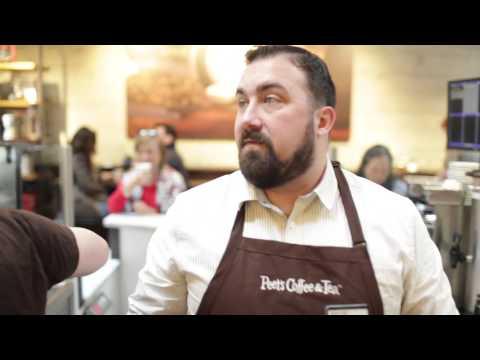 Máy xay sinh tố công nghiệp Blendtec   REVIEW bởi Peet's Coffee