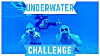 Underwater Challenge | Rimorav Vlogs