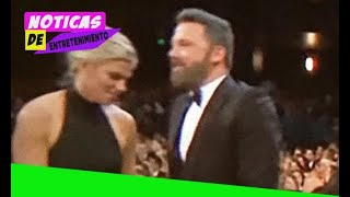 [Entertainment News]   Ben Affleck supports girlfriend Lindsay Shookus at Emmys