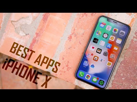 7 Best Must Have Apps for iPhone X