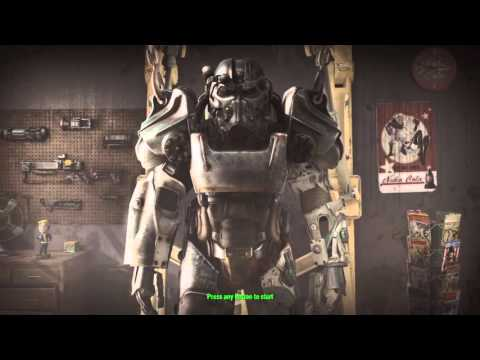 Fallout  4 title screen (Theme Tune)