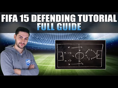 FIFA 15 DEFENDING TUTORIAL - THE FULL GUIDE - BEST DEFENSIVE TECHNIQUES / TIPS & TRICKS