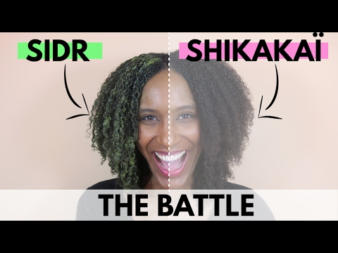 THE DIFFERENCE between SHIKAKAI and SIDR