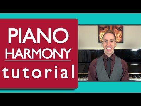 Piano Harmony - 12 Cool Techniques