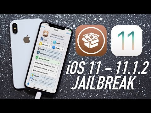 How To Jailbreak iOS 11 - 11.1.2 & Install Cydia!