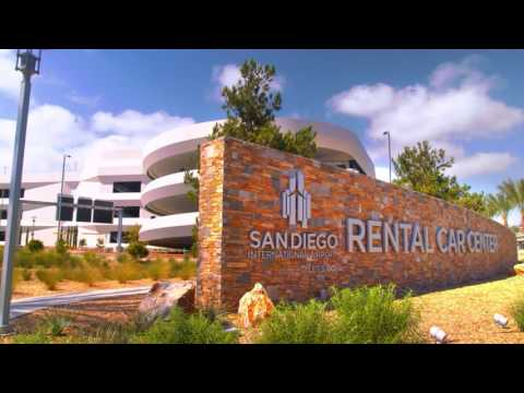 The Rental Car Center at San Diego International Airport