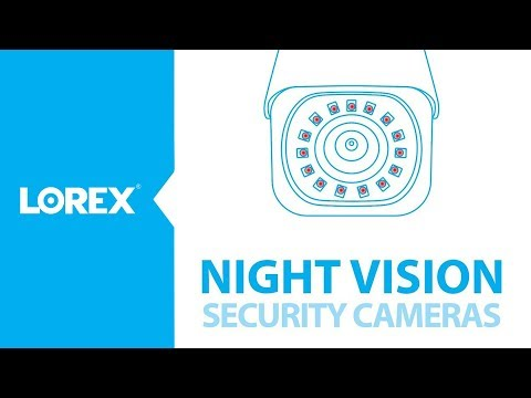 Differences between Color Night Vision and infrared night vision
