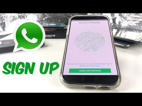 Whatsapp Sign up Process after 8 Years!!!