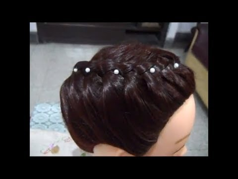 A Simple, Easy and Pretty Braid Hairstyle.
