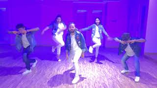 Aankh Mare - Simba I Dance Cover IPrathamesh Parab ChoreographyI D World The Dance Studio