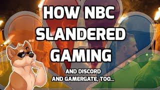 How NBC Slandered Gaming