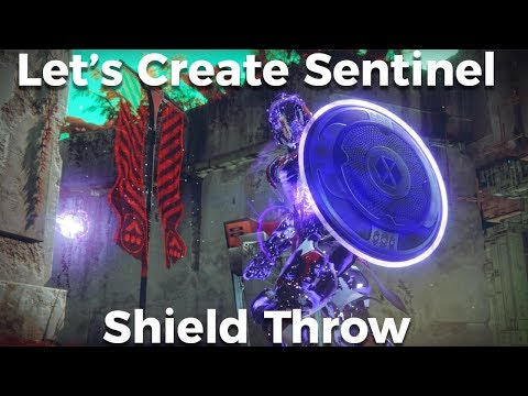 Let's Create Destiny 2 Sentinel Shield Throw - Blueprints #17 [Unreal Engine 4 Tutorial]