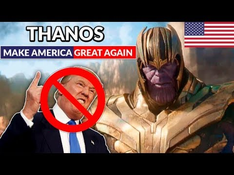 Why We Need More People Like Thanos In This World   Avengers Infinity War Review