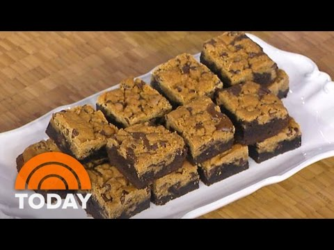 How To Make 'Brookies' (Brownies Plus Cookies) Using Box Mixes | TODAY