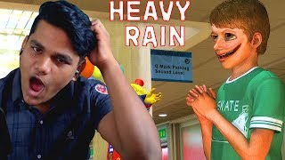 JASOOONNN You Freaking IDIOT [ Heavy Rain- Part 1]
