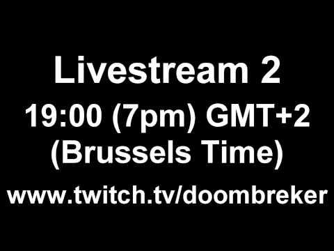 Livestream #2 Announcement - Watch