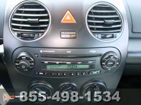 2007 Volkswagen Beetle Rockville MD Washington-DC, MD #V13352A