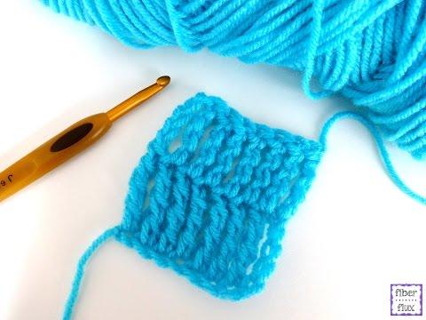 Episode 177: Double Treble Crochet Stitch (dtr)