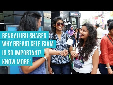 What does Bengaluru think about breast self examination? Find out!