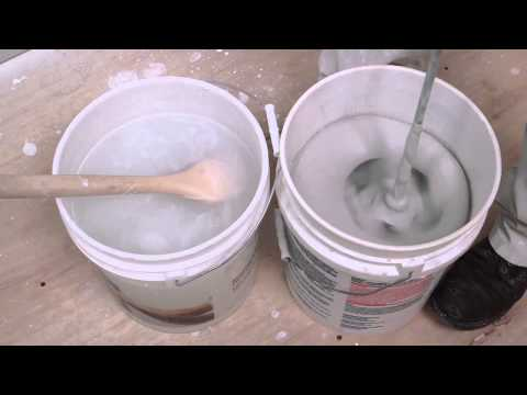 USG Surfaces: How to Texture Drywall with a Hopper Gun