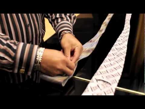 How To Tie A Necktie Into A Bowtie - BEST & EASIEST!!!