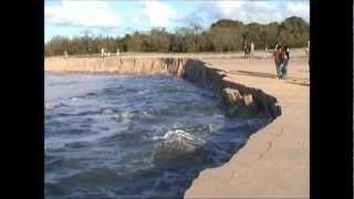 Inskip Point - Beach Disappears in Australia