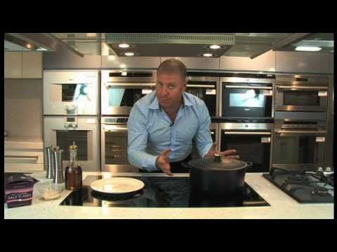 How to roast a chicken in a Le Creuset pot in an oven by E&S Trading