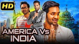 America Vs India 2 (2019) Telugu Hindi Dubbed Full Movie | Vishnu Manchu, Brahmanandam
