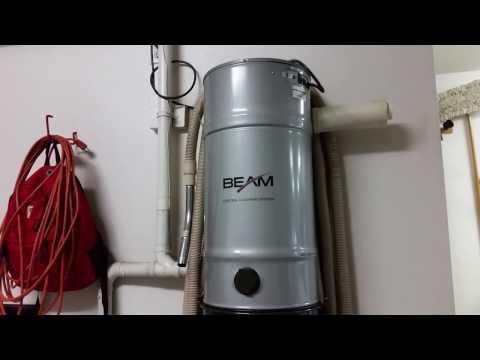Beam 287S Central Vacuum