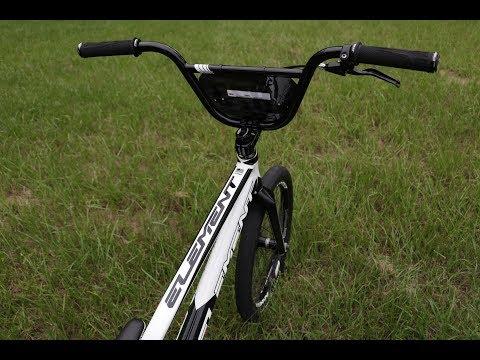 Retro vs Modern BMX Race Bike