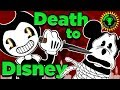 Game Theory How Bendy EXPOSES Disneys Cartoon CONSPIRACY Bendy And The Ink Machine