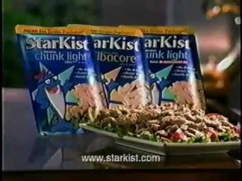 Starkist Tuna Flavor Fresh Pouch Commercial from 2000