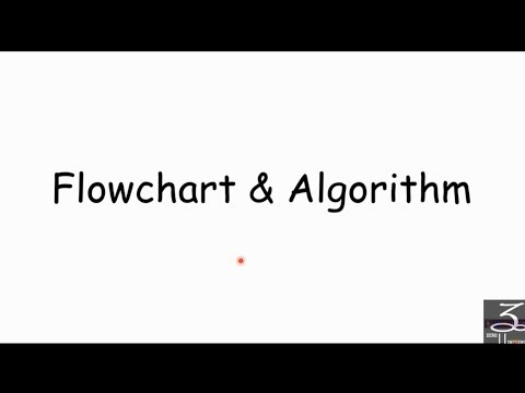 FLOWCHART AND ALGORITHM || C Programming || 3 ||